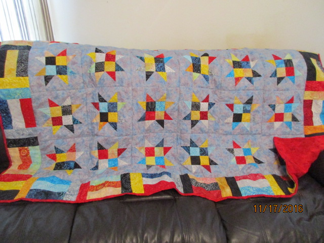 Deborah, another quilt I made