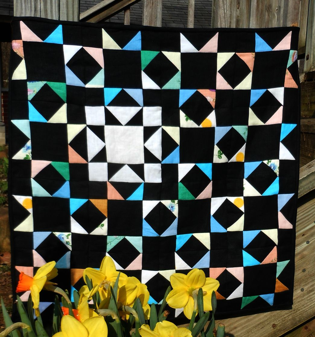 Judy, Wall-hanging entitled Drama Queen.