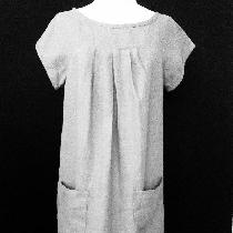Pullover dress with added front pockets
