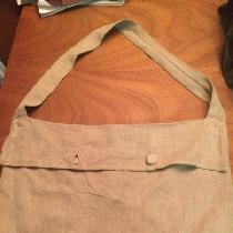 British 1810 haversack 10.2 oz natural linen