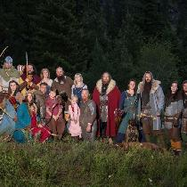 Our viking family! We get almost all of our linen from this site and it is always amazing!