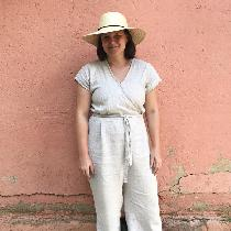 By far my favorite linen is the fabrics-store 4C22 natural mix - this is a Paper Theory Zadie Ju...