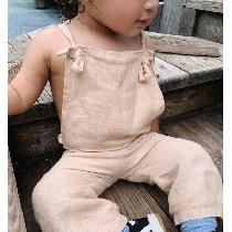 Bebe and Bata: Overalls - I design children's heirloom clothing and these were designed with a r...