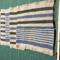 I used the canvas linen to make kitchen towels. Such an easy sew and I love them. They make grea...