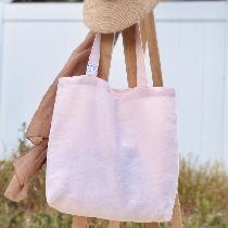4C22 Soft Pink | Market Tote Bag