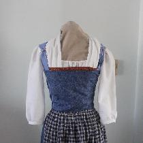 Jessica, Belle's Village Outfit from