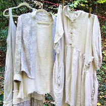 Vickie, I've fell in love with linen!  This is a...