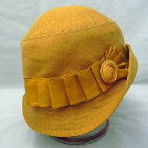 My primary use for your yummy linen is hats. I make a variety of hats out of the canvas, or heav...