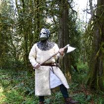 The axe-man cometh!