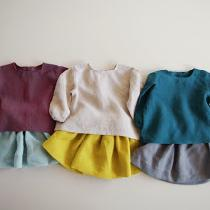 Lisa, Some children's outfits. All made with i...