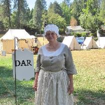 I participated in the Revolutionary War Reenactment in Grass Valley, California. This handmade,...