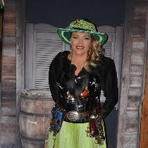 This is my Gypsy Steampunk Seamstress costume I made to wear to a Halloween Costume Contest.  I...