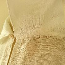New work from the studio- 100% linen- hand stitched replica of 18th century farmer's shirt www.f...
