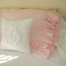 Linen Pillow Cases and 14