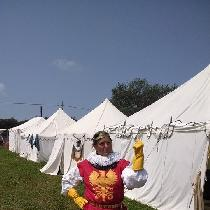 Wendy, Costume challenge for pre-16th century c...