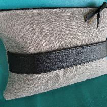 Clutch with Hand Strap