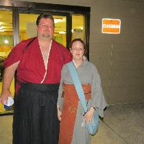 My husband and I do re-enactment with the Society for Creative Anachronism (SCA) and have 1580's...