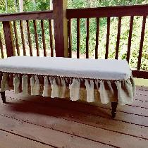 Song, For this bench slip cover I used 7.1 oz...